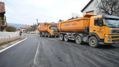 Photo of Krupac: U utorak asfaltiranje glavne ulice u selu, saobraćaj se obustavlja od 9 do 16 sati