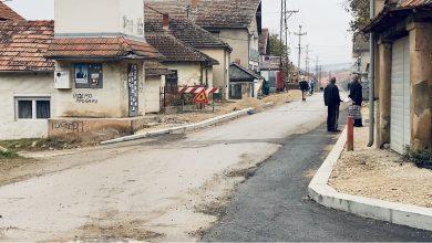 Photo of Krupac: Poslednji radovi pre asfaltiranja glavne ulice