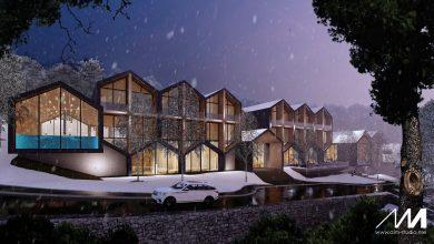 Photo of Pogledajte kako će izgledati budući hotel sa četiri zvezdice na Planinarskom domu