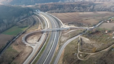 Photo of Završavaju se radovi na regionalnom putu ka Knjaževcu, radi se i nova Sopotska petlja