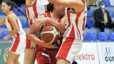 """Photo of Košarkašice ekipe """"Gimnazijalac Tigar"""" posle produžetaka slavile protiv Mileševke iz Prijepolja 81:77"""
