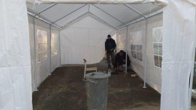 Photo of Montiran paviljon u Kovid ambulanti