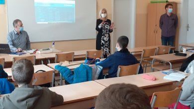 Photo of Predavanja o zaštiti od COVID-a 19 nailaze na dobar prijem kod učenika