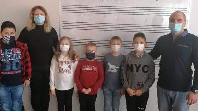 Photo of Učenici Muzičke škole u Pirotu opet briljirali