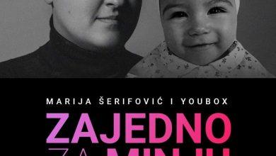 Photo of Marija Šerifović peva večeras za pomoć lečenju male Minje