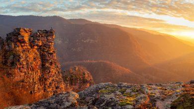 Photo of Srpski Kolorado – vidikovac Tumba na Staroj planini u vreme zalaska sunca (FOTO)