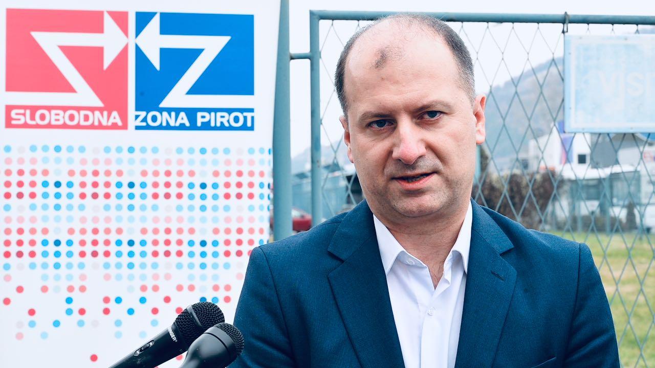 direktor Slobodne zone Pirot vladimir ilić