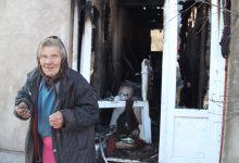 Photo of Baka Jelka Aleksić ostala bez krova nad glavom u sinoćnjem požaru