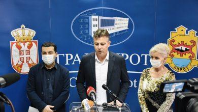 Photo of Novac od proslave Dana grada i Nove godine bolesnim mališanima za lečenje, starim i ugroženim sugrađanima