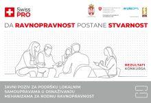 Photo of Vlada Švajcarske podržava jačanje rodne ravnopravnosti u 28 gradova i opština u Srbiji