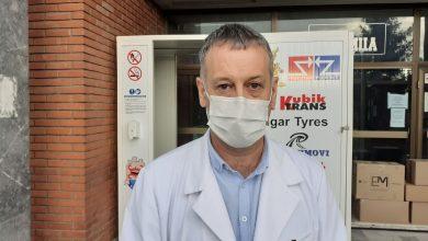 Photo of Dr Goran Petrović: Ova situacija ujedinila je sve nas, ponosan sam što svim snagama nastojimo da ostvarimo cilj, da pobedimo koronu