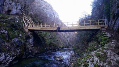 Photo of Pešački most u Vladikinim pločama zvanično u funkciji