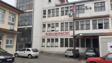 Photo of Zavod za javno zdravlje Pirot neće raditi 1. i 7. januara