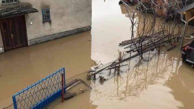 Photo of Dvadesetak domaćinstava u Poljskoj Ržani poplavljeno, voda i dalje nadolazi