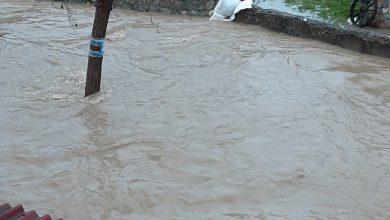 Photo of Rekordni vodostaji u pirotskom kraju nakon naglog topljenja snega. Poplavljena dvorišta i podrumi u kućama pored kanala Rogoz