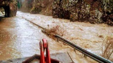 Photo of Bujica porušila pešački most u Vladikinim pločama, oštećena i mnoga izletišta