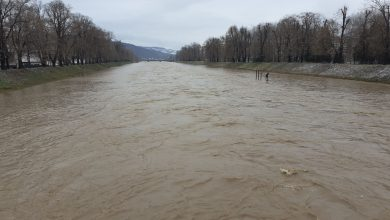 Photo of Miloš Colić: Reke se povlače u korita, Nišava niža za pola metra, stanje na terenu pratimo iz časa u čas
