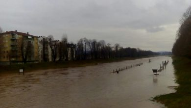 Photo of Nezapamćen plavni talas, Nišava veća nego ikad,  poplave i u Dimitrovgradu, Crvenoj Reci, Vlasotincu, Vladičinom Hanu…