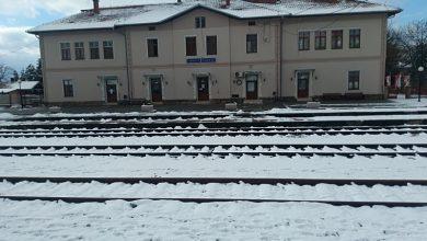 Photo of Pirotska Železnička stanica:Iskliznuli vagoni