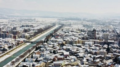 Photo of Pirot pod snegom obasjan suncem *VIDEO*