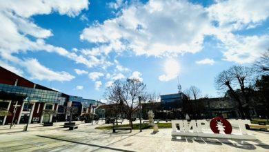 """Photo of Gradska uprava: 3D slova """"Pirot"""" u periodu od 17. do 24. aprila biće demontirana zbog redovnog čišćenja i farbanja"""