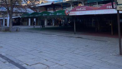 Photo of Sutra počinje rekonstrukcija dela centralnog gradskog trga kod kafića