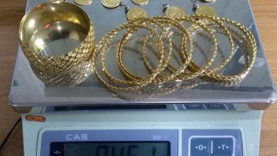 Photo of U pojasu oko struka skoro pola kilograma zlata