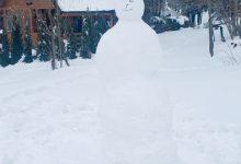 Photo of FOTO VEST: Na Planinarskom domu više od pola metra snega
