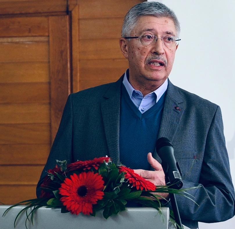 Slobodan Petrović, predsednik Gradskog odbora Pokreta socijalista u Pirotu