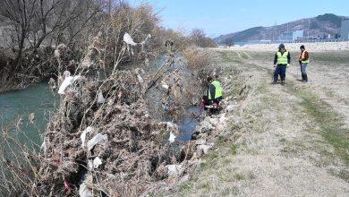 Photo of Regionalna deponija: Akcija čišćenja korita Nišave na ulazu u grad od plastičnog i drugog otpada