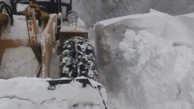 Photo of Noćas još 50 cm snega u babušničkom kraju, ne prestaje borba sa snežnim nevoljama