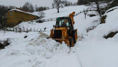 Photo of Sneg ne daje mira meštanima Babušnice, vanredni napori ljudstva i mehanizacije
