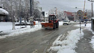 """Photo of Od ranog jutra mobilne ekipe """"Komunalca"""" i u Dimitrovgradu. Danas i sutra intervencije prema selima"""