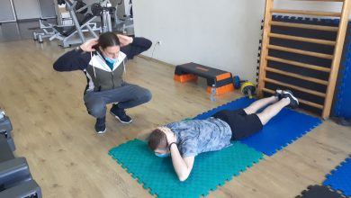 Photo of Sportski centar Pirot – Korektivnom gimnastikom do trajnog otklanjanja deformiteta kod dece