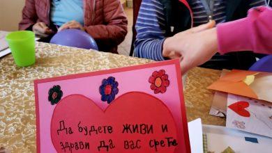 Photo of Pisma učenika obradovala korisnike Doma za stare