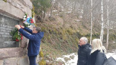 Photo of Odata pošta junacima na Mrtvačkom mostu