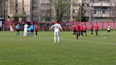 Photo of Lavovska borba fudbalera Radničkog, bod spasa protiv izvrsnog Kabela
