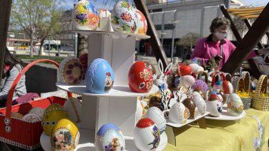 Photo of Uskršnji sajam ženskih rukotvorina u centru grada
