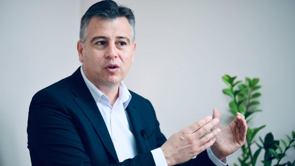 Vladan Vasić, gradonačelnik Pirota