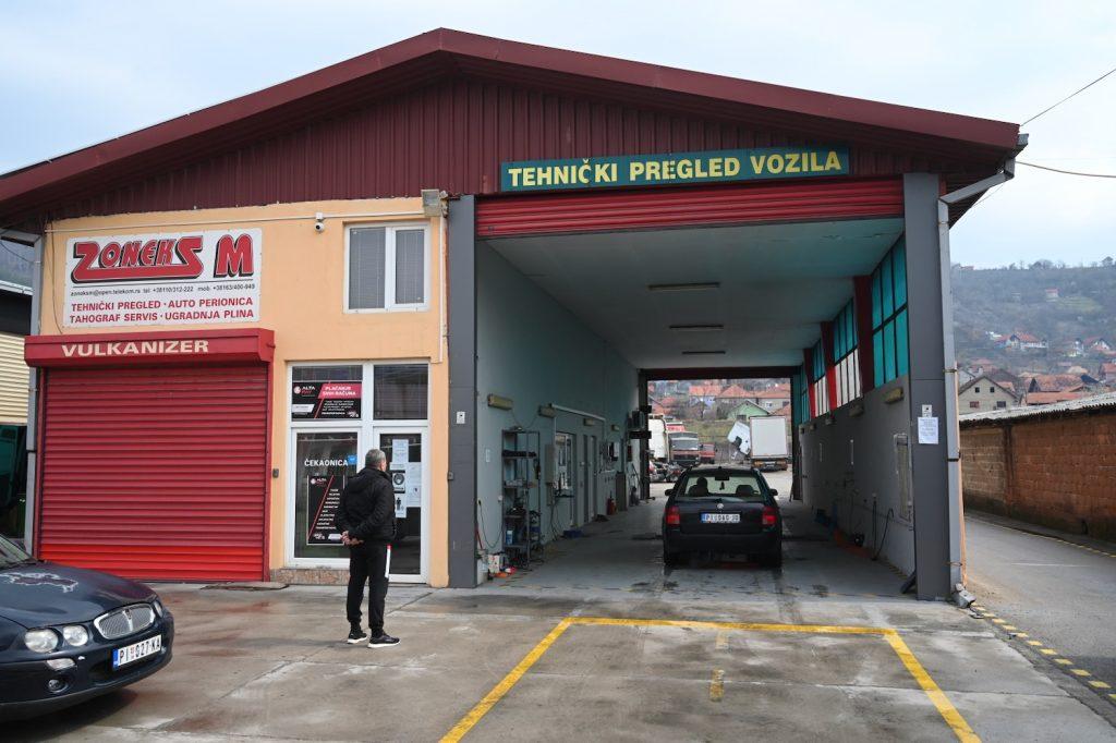 Auto centar ZONEKS M Pirot