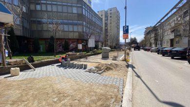 Photo of Radovi u Ulici Predraga Boškovića, uredjivaće se i prostor izmedju zgrada u Takovskoj, iza Elektrodistribucije…