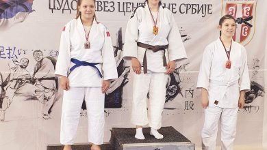 Photo of Nađa Antić se plasirala na državno prvenstvo u džudou