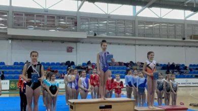 Photo of Veliki uspeh pirotskih gimnastičarki: Zlatna medalja za Dunju Gligorijević