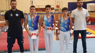Photo of Sjajan nastup pirotskih gimnastičara na prestižnom nadmetanju u Novom Sadu