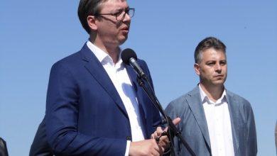 Photo of Dimitrovgrad: Sastaju se predsednici Vučić i Radev