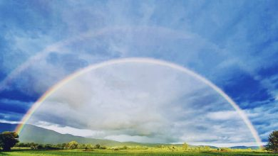 Photo of Neverovatan prizor! DUPLA DUGA iznad pirotske kotline (foto)