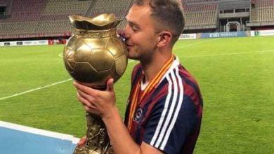 Photo of Denis Ristov sa ekipom Sileksa osvojio Kup Severne Makedonije