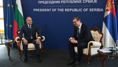 Photo of Susret predsednika Vućića i Radeva u Dimitrovgradu