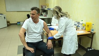 Photo of Gradonačelnik Vasić danas primio drugu dozu vakcine i pozvao Piroćance da se vakcinišu