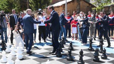 Photo of Vučić i Radev remizirali u partiji šaha na kraju izuzetno važne posete Dimitrovgradu